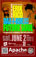 Third Street Soul Presents the Future Soul Edition featuring Erik Rico & Daz-I-Kue / DJ Barry King