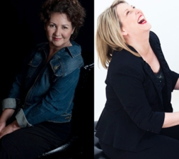 Velvet Serenade featuring Lisa Keating, vocal & Melinda Bateman, piano