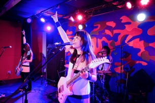 Shonen Knife plus The Mallard / Tacocat