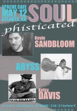 Soulphistication featuring Kelsy Davis / Abyss / Kevin Sandbloom