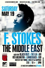 F.Stokes , The U.N. , AVI , & more