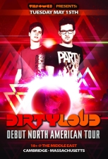 Throwed Electro/Dubstep Dance Party with Dirtyloud , DJ E-Marce , Texas Mike