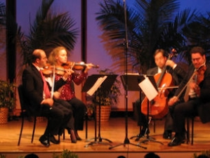 Amernet String Quartet presented by Mainly Mozart Festival / Culture Shock tickets are valid for students ages 13 - 22