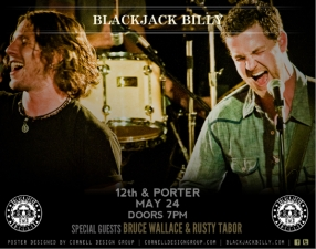 Blackjack Billy with Bruce Wallace & Rusty Tabor