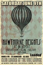 Hawthorne Heights featuring Life On Repeat / Forever Came Calling / Failsafe