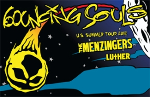 BOUNCING SOULS featuring The Menzingers / Luther
