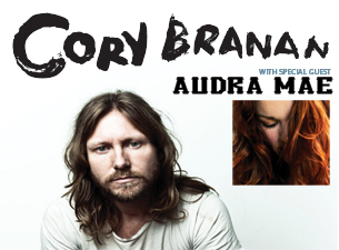 Cory Branan with Audra Mae , Bluebird Midwest