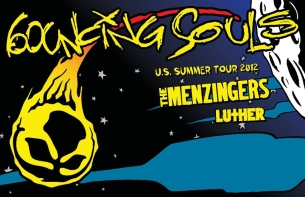 The Bouncing Souls with The Menzingers / Luther / Synthetic Elements