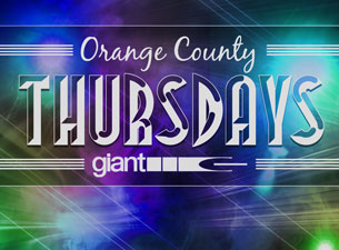 GIANT Thursdays featuring No Body / CandyLand / New Modern / BUL!M!ATRON