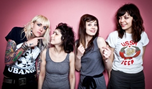 The Coathangers / The Tough Sh*ts / The Shakes