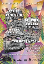 A Tribe Called Red + DJ Javier Estrada with DJ Dirty South Joe
