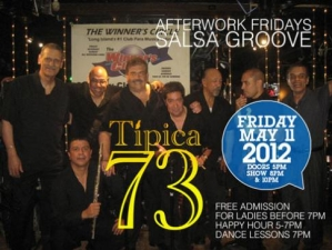 Salsa Groove featuring TIPICA '73