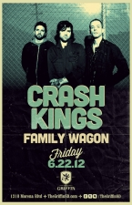 Crash Kings featuring Family Wagon
