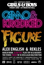 Girls & Boys : Camo & Krooked, Figure
