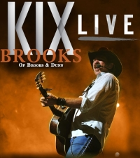 KIX BROOKS of BROOKS & DUNN