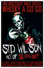 Sid Wilson of Slipknot