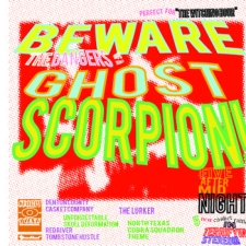 Beware the Dangers of a Ghost Scorpion! / Horsehands / The Young Leaves / Lady Bones