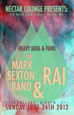 RAI plus THE MARK SEXTON BAND