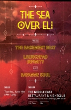 The Sea Over Eli , The Basement Beat , Launchpad Infinity , & more