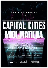 Capital Cities with Midi Matilda
