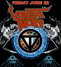 Valient Thorr + Holy Grail + Royal Thunder + The Kickass