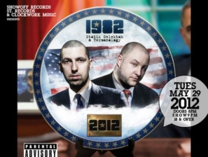 Statik Selektah & Termanology (1982) 2012 featuring Showoff Records, ST. Records & Clockwork Music presents
