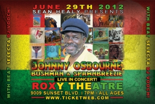 Johnny Osbourne featuring Bushman