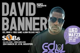 David Banner featuring Sex, Drugs & Video Games