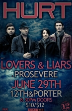 Hurt with Lovers and Liars & Prosevere