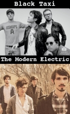 Black Taxi plus The Modern Electric / Thaddeus A. Greene