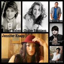 Singing for Safe Schools: An Anti-Bullying Event benefiting GLSEN Middle TN featuring Cody Belew, Jake Hagood, Steff Mahan, Chalee Tennison, Jennifer Knapp, plus Peter Depp