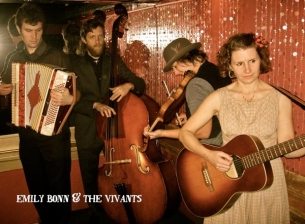 Emily Bonn and The Vivants plus The Harkenbacks and McCabe & Mrs. Miller