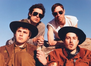 Black Lips / K-Holes / Circles / The Get Drunk DJs