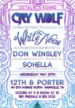 Cry Wolf / White Noise / Don Winsley / Sohella