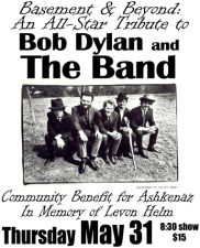 Basement & Beyond: Tribute to Bob Dylan and The Band