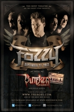 Fozzy with Butcher Babies /