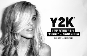 Y2K featuring Coach & Hands Off Sam with special guests Adulture & Sam Shacklock