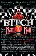 Bitch Rattle & Roll / Another Astronaut / Hello Ao / Cerberus / Cherami / Dive Bomb Griffin