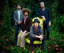 Langhorne Slim & the Law plus Kay Kay and His Weathered Underground / Tiny Messengers