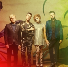 Neon Trees with Penguin Prison & JJAMZ