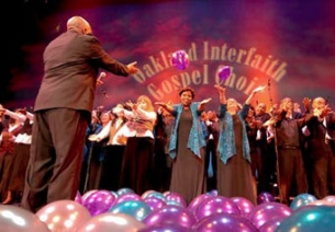 Oakland Interfaith Gospel Choir w/ special guest Kugelplex