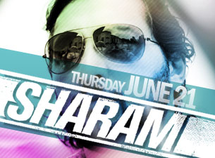 Yost Thursdays featuring Sharam / Adam Auburn / Shan Nash