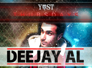 Yost Thursdays featuring Deejay Al / Deejay Motion
