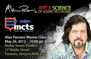 Alan Parsons' Art & Science of Sound Recording : Recording Master Class