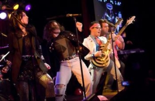 White Wedding - The Totally Radical Awesome 80's Tribute