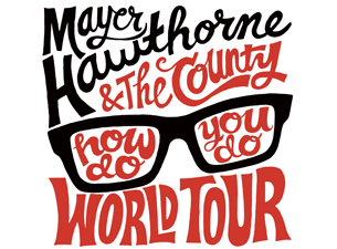 Mayer Hawthorne : How Do you Do World Tour : www.mayerhawthorne.com with Black Coffee