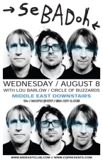 Sebadoh , Lou Barlow , Circle Of Buzzards