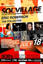 SOL VILLAGE featuring Sid Sriram, The Elektrik Kid, Marian Mereba, B.Secret, Kelly Jones & Rachel Kerr / Music by The Collective