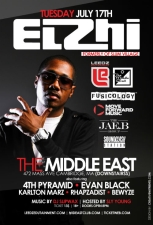 Elzhi (Formerly of Slum Village) , Evan Black , 4th Pyramid & more