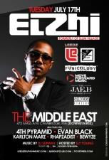 Elzhi (Formerly of Slum Village) , Evan Black , 4th Pyramid & more